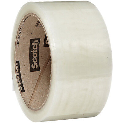 72 Rolls 3m Scotch 2 371 Shipping Packaging Packing Tape