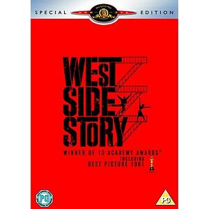 West Side Story - Special Edition - 2 DVD SET - DVD - BRAND NEW SEALED