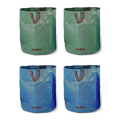 Garten Abfallsack Laubsack Gartenabfallsack Sack für Grünschnitt 2er Set 500 L ()