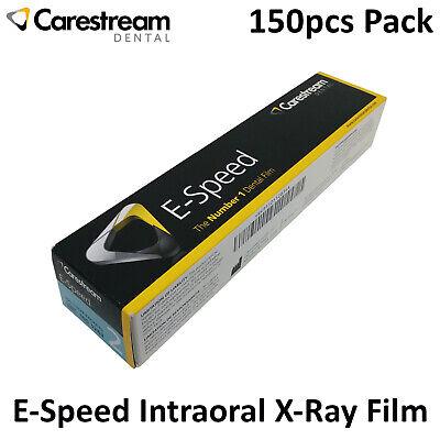 Kodak Dental Carestream E-speed 2 Periapical X-ray Film 150pcs Box