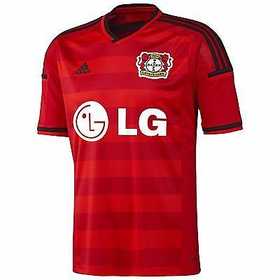 Bayer Leverkusen Heimtrikot der Saison 2014/15