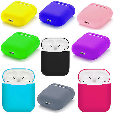 Waterproof Silicone Case Earphone Protector Pouch Cover For iPhone Airpod
