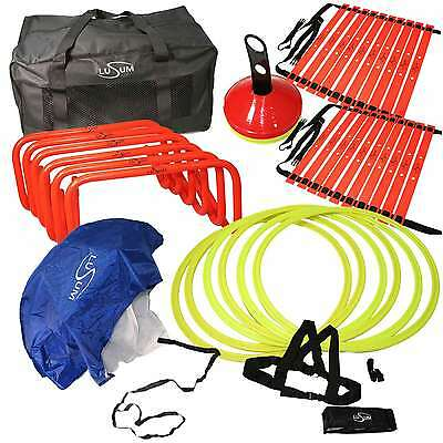 Lusum Sports Agility and Speed Training Kit