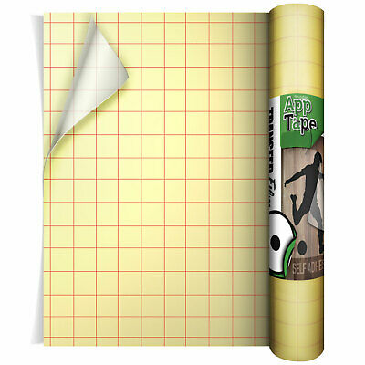 Reusable Application Tape Roll 305mm X 2.4m Vinyl Transfer Silhouette Cameo