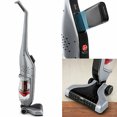 Hoover Stick Vac - Hoover Linx Cordless Stick Vacuum Cleaner, Battery Powered Bagless Vac BH50010W