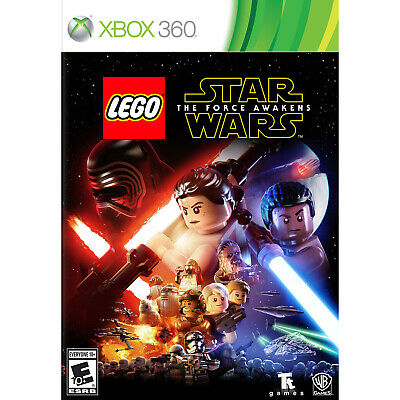 LEGO Star Wars: The Force Awakens Xbox 360 [Brand New]