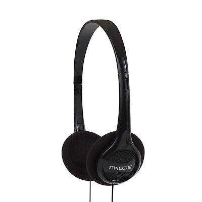 Koss KPH7 K - Mini Stereo-Headset Profi on Ear schwarz Farbe Koss Stereo-headset