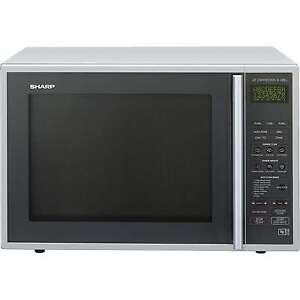 New Boxed Sharp Microwave R959SLMAA Free Standing Microwave 40L 900