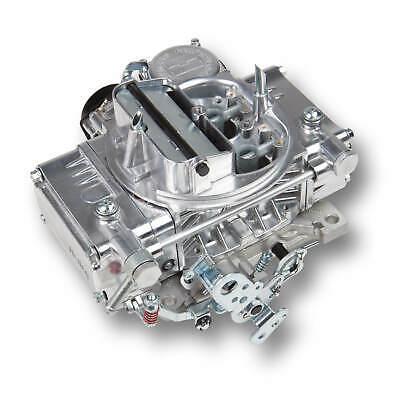 Holley 600 CFM Street Warrior Carburetor Electric Choke Vacuum Secondaries