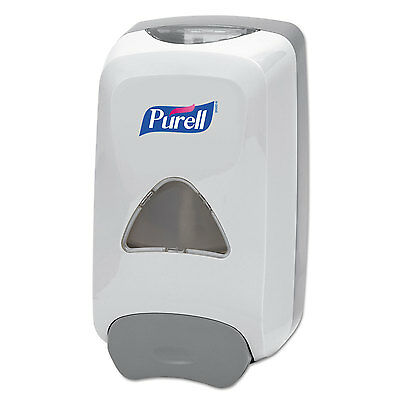 PURELL FMX-12 Push-Style Hand Sanitizer Foam Dispenser, Whit