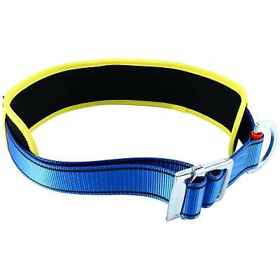 Yaeccc Body Belt With 3.7in Hip Pad And Side D-ring Fall Arrest Safety Harness