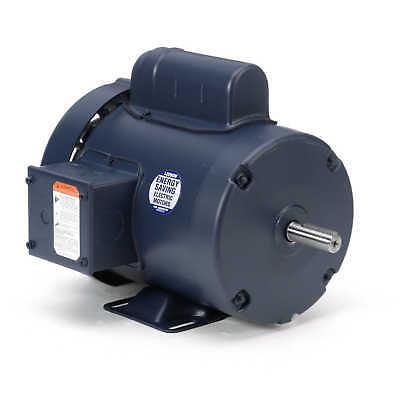 Leeson Electric Motor 110066.00 1 Hp 1425 Rpm 1-ph 110220 Volt 56h Frame