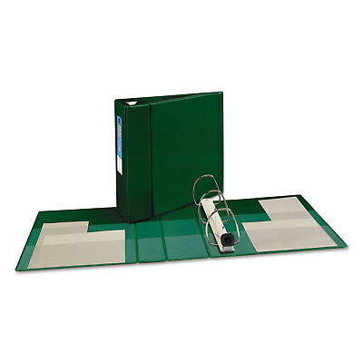 Avery Heavy-duty Binder With One Touch Ezd Rings 11 X 8 12 4 Capacity Green