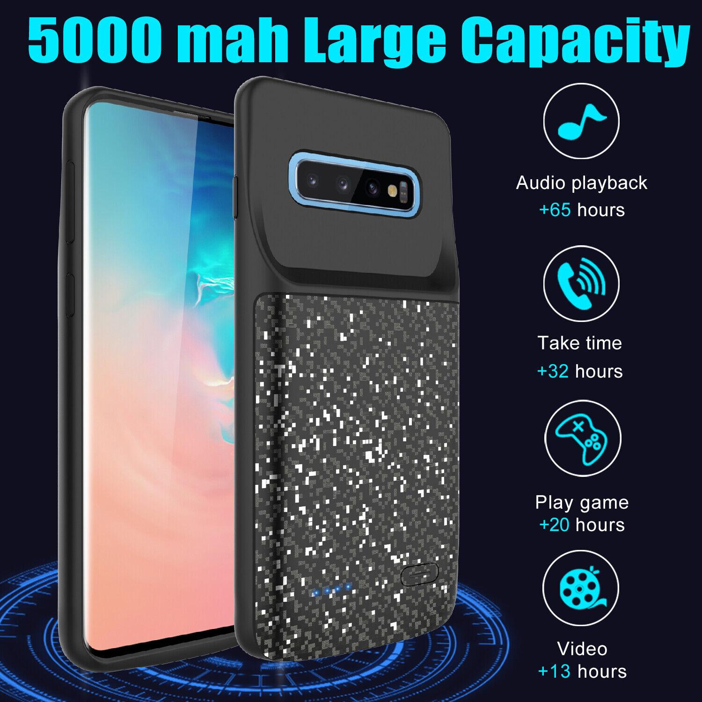 For Samsung Galaxy S10e/S10 Plus Battery Case External Power