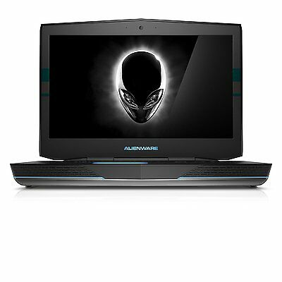 Alienware M18x r2 i7-4710MQ 6GB NVIDIA GTX 970 8GB 1TB 1080P GAMING WINDOWS 10