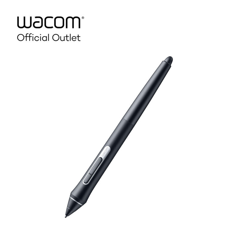 Used Wacom Pro Pen 2 with Carrying Case, Newest Model SHKP504E