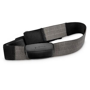 Garmin Premium Heart Rate Monitor w/ Soft Strap HRM3 - GRAY 010-10997-07