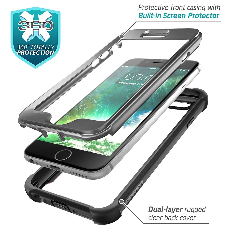 iPhone 6 Plus /6s Plus 5 5 Case, i-Blason Ares Full-body