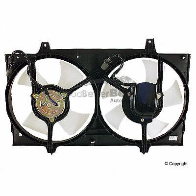- One New Performance Radiator Engine Cooling Fan Motor 620030 214815B600 Altima