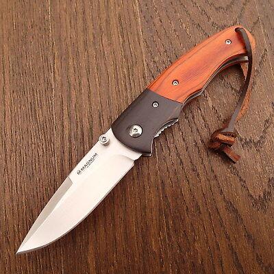 BÖKER Magnum Woodpecker Einhandmesser Messer Taschenmesser Klappmesser 01MB711