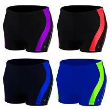 ACCLAIM Bathurst Boxer Trunks Boys Tie Cord Nylon 20/% Lycra Swimming Seconds