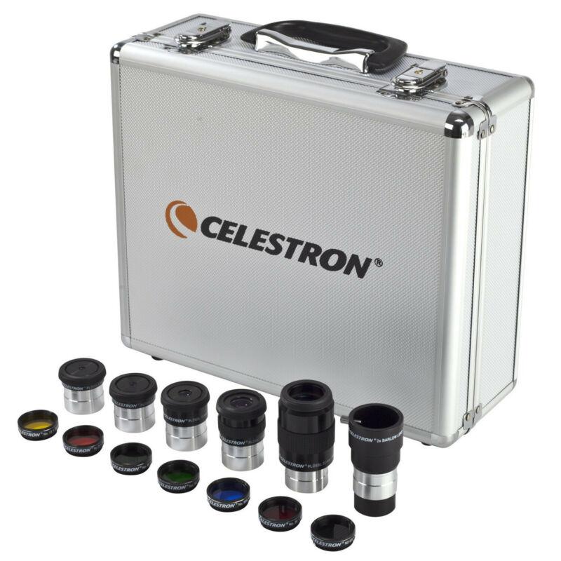 "Celestron Eyepiece and Filter Kit - 1.25"""