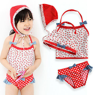 "NWT Vaenait Baby Toddler Kid Girl Tankini Bikini Swim suit """