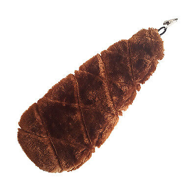 Critter Tails Plush Furry Beaver Clip-On Animal Costume Tail