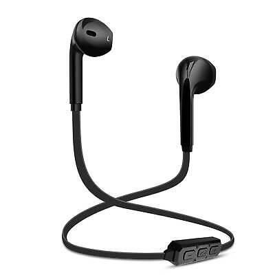 Wireless In-Ear Bluetooth Earphones Earbuds Mic Lightweight