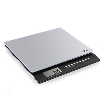 Smart Weigh Usps Digital Shipping Postal Scale Stainless Steel 1oz - 11lbs