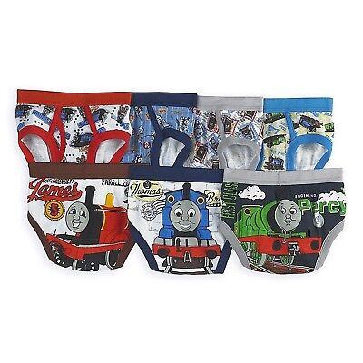 Tank Engine (Thomas the Tank Engine Train Toddler Boys' 7 Pack Underwear Briefs)