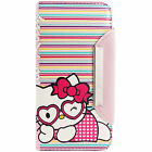 Hello Kitty Pink Cell Phone Wallet Case