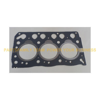 Engine Cylinder Head Gasket for Isuzu 3LA1 3LA1-PA01 Diesel Excavator Generator, used for sale  Shipping to Canada