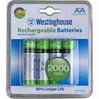 AA Battery Solar/Wind Devices Rechargeable Batteries