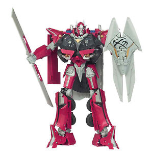 Transformers Movie DOTM Sentinel Prime Mechtech Leader Class Dark of the Moon