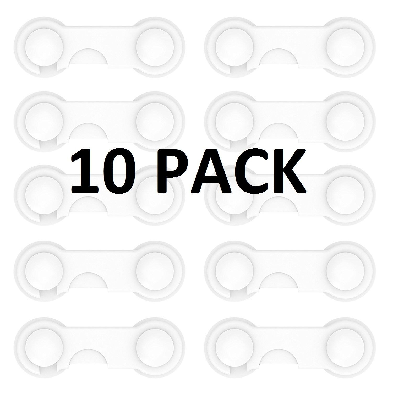 Купить Unbranded - 10X Baby Kids Box Drawer Cupboard Cabinet Wardrobe Door Fridge Safe Safety Lock