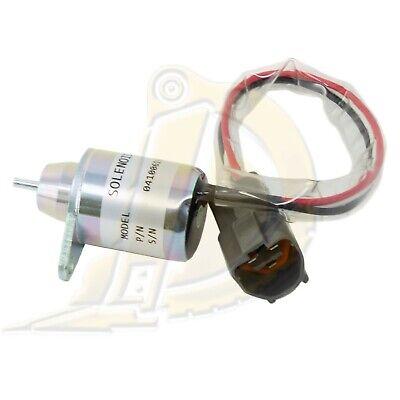 M810324 Fuel Shutoff Solenoid Fits John Deere 4105 4200 4210 4300 4310 4400 4410