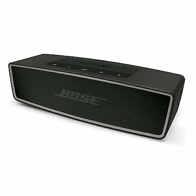 Bose SoundLink Mini ll Bluetooth Wireless Speaker Portable - Carbon