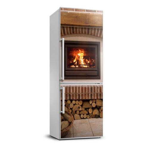 Selbstklebend Kühlschrank Folie Klebefolie Aufkleber für Küche Kamin