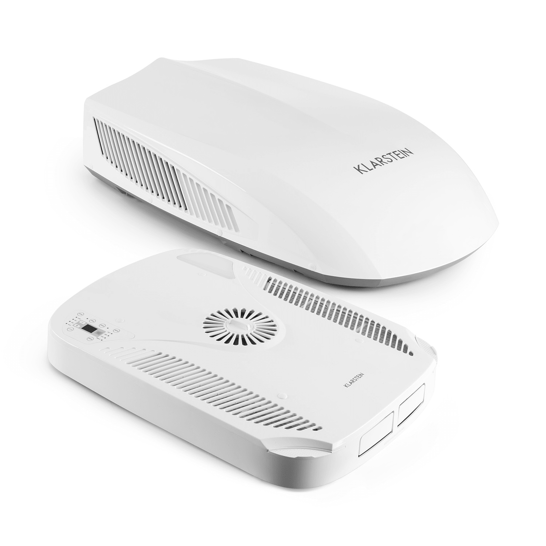 Split Klimaanlage Air Condition Ventilator Heizung Beleuchtung Innenraum weiß