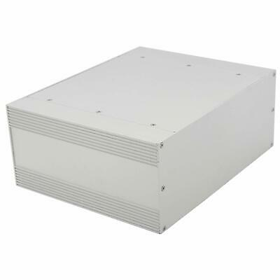 Aluminum Electronic Enclosure Project Box Electronic Diy Case 9.84x 8.07x 3.94