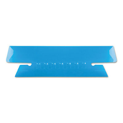 Pendaflex Hanging File Folder Tabs 13 Tab 3 12 Inch Blue Tabwhite Insert 25