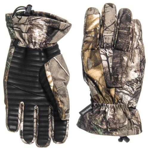Browning Btu Glove Realtree Mens Large Waterproof