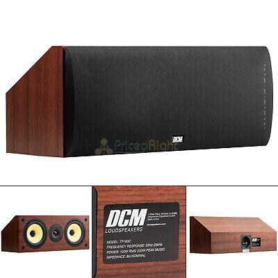 "DCM TP160C-CH Dual 6.5"" 100-Watt RMS Center Channel Speaker"