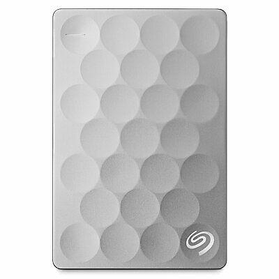 Seagate Backup Plus Ultra Slim externe tragbare Festplatte USB 3.0 PC, MAC & PS4