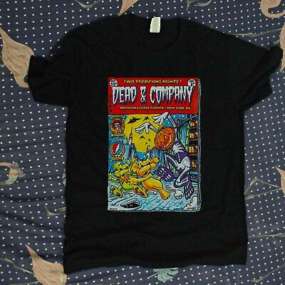 Dead And & Company T Shirt Event NEW YORK CITY Fall Tour 2019 Halloween