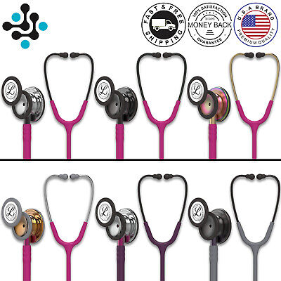 Classic Lightweight 3m Littmann Medical Stethoscope Dual-head Diaphragm Tunable