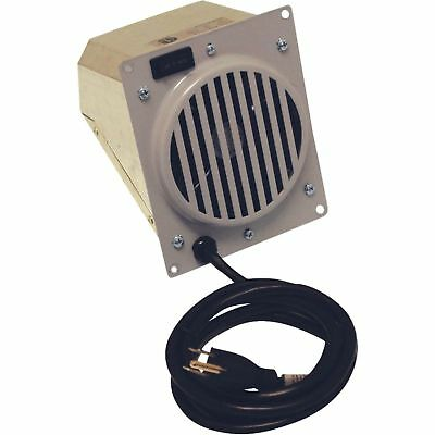 ProCom Wall Heater Blower for Ventless Liquid Propane Gas Blue Flame Heater ()