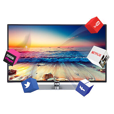 Finlux 32 Inch Smart LED TV HD Ready Freeview HD (32HME249S-T)