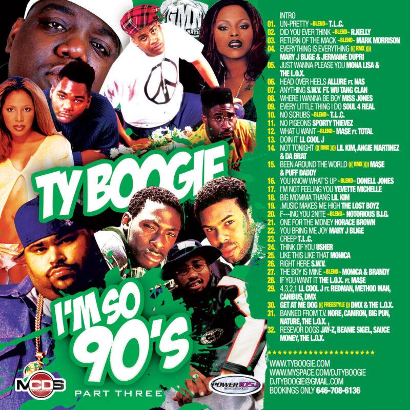 Dj Ty Boogie I